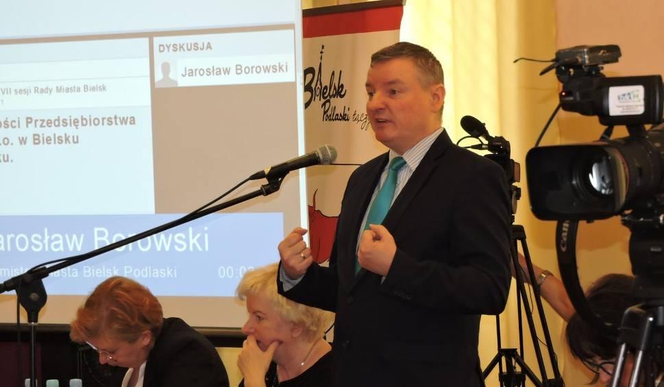 Film do artykułu: Jarosław Borowski, burmistrz Bielska Podlaskiego: Zorganizowanie wyborów prezydenckich w obecnym stanie prawnym jest niemożliwe [WIDEO]