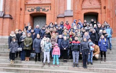 Polskie dzieci z Litwy w Białymstoku
