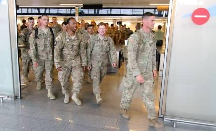 270 amerykańskich żołnierzy wylądowało we Wrocławiu
