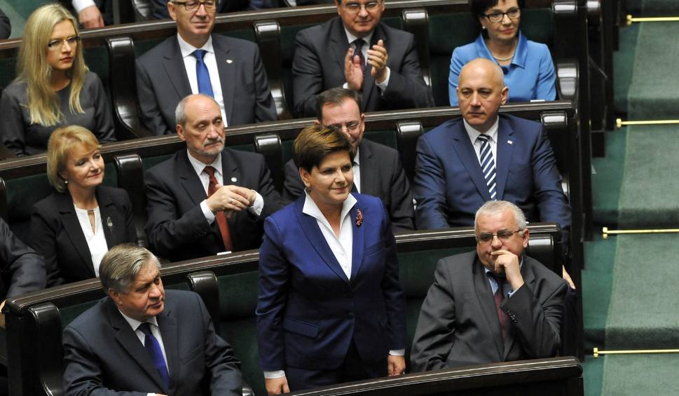 """Film do artykułu: Beata Szydło desygnowana na premiera. """"Naszą dewizą będzie: praca i pokora"""""""