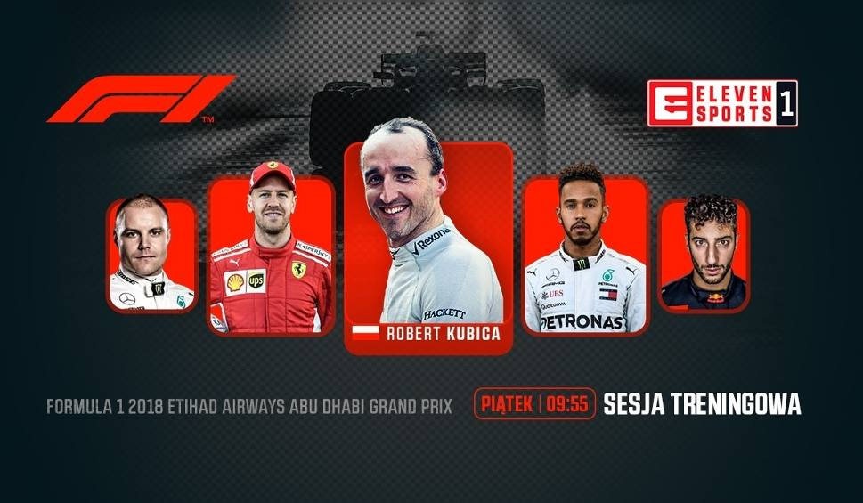 Film do artykułu: Formuła 1 Robert Kubica. Gdzie oglądać występy Roberta Kubicy na torze Formuły 1? [NA ŻYWO, LIVE, TV] ZDJĘCIA