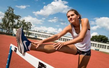 Kinga Gacka z BKS pobiła na początku wakacji  aż trzy rekordy życiowe w bieganiu