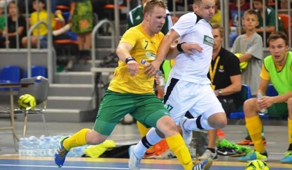 Film do artykułu: BTS Rekord Bielsko-Biała zagra w UEFA Futsal Cup