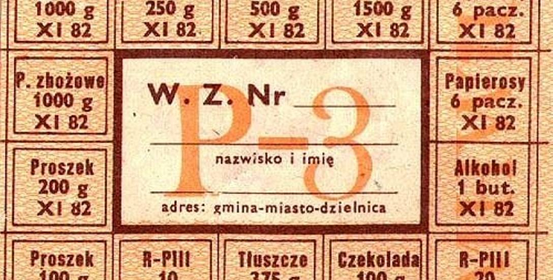 Kartek chcieli Polacy, nie komunistyczne władze