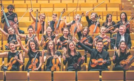 Orkiestrę PRIMUZ tworzą najzdolniejsi młodzi muzycy