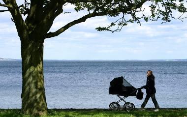 Werandowanie - kiedy zabrać dziecko na pierwszy spacer?