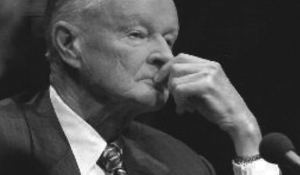 Film do artykułu: Zmarł prof. Zbigniew Brzeziński, honorowy obywatel Przemyśla, doradca prezydenta USA