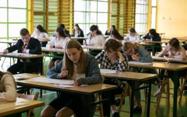 Egzamin gimnazjalny trwał od 18 do 20 kwietnia br.