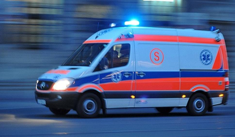 Film do artykułu: Kozienice. Motocyklista potrącił dwie dziewczynki na ulicy Warszawskiej