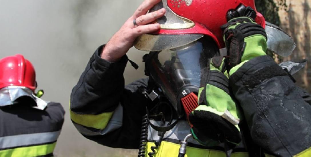 W Lubsku czujniki dymu uratowały rodzinę