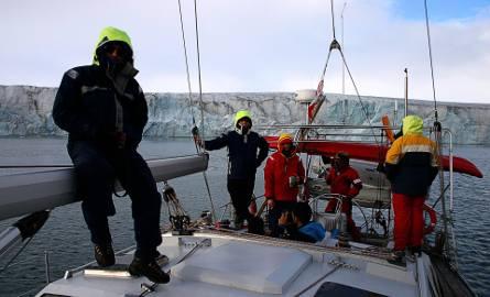 Śmiałkowie z Rybnika ruszają na podbój wód oceanu arktycznego