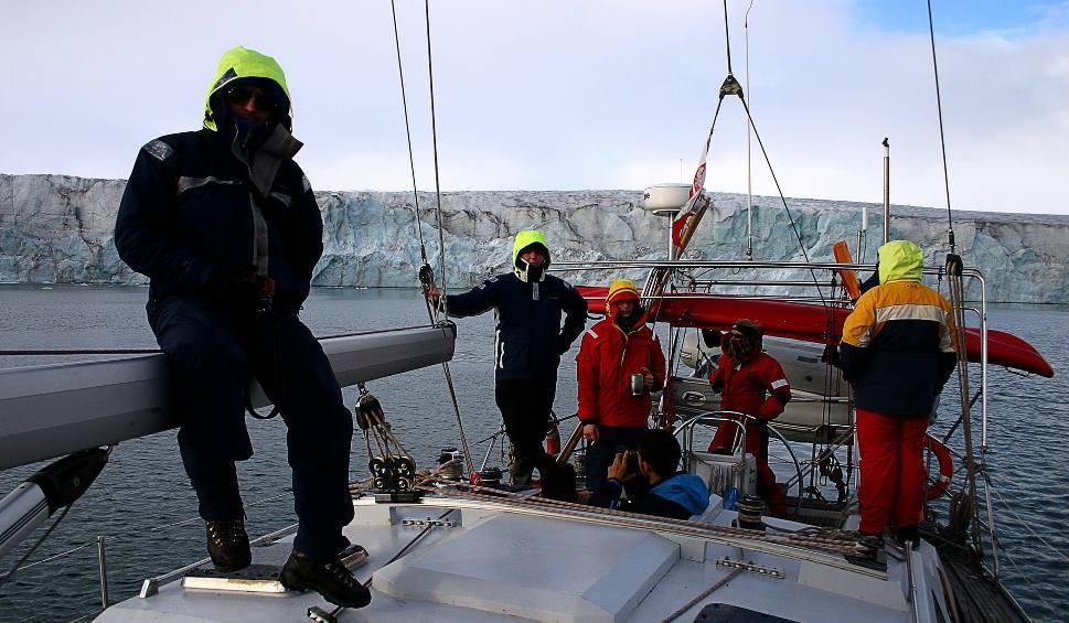 Film do artykułu: Śmiałkowie z Rybnika ruszają na podbój wód oceanu arktycznego