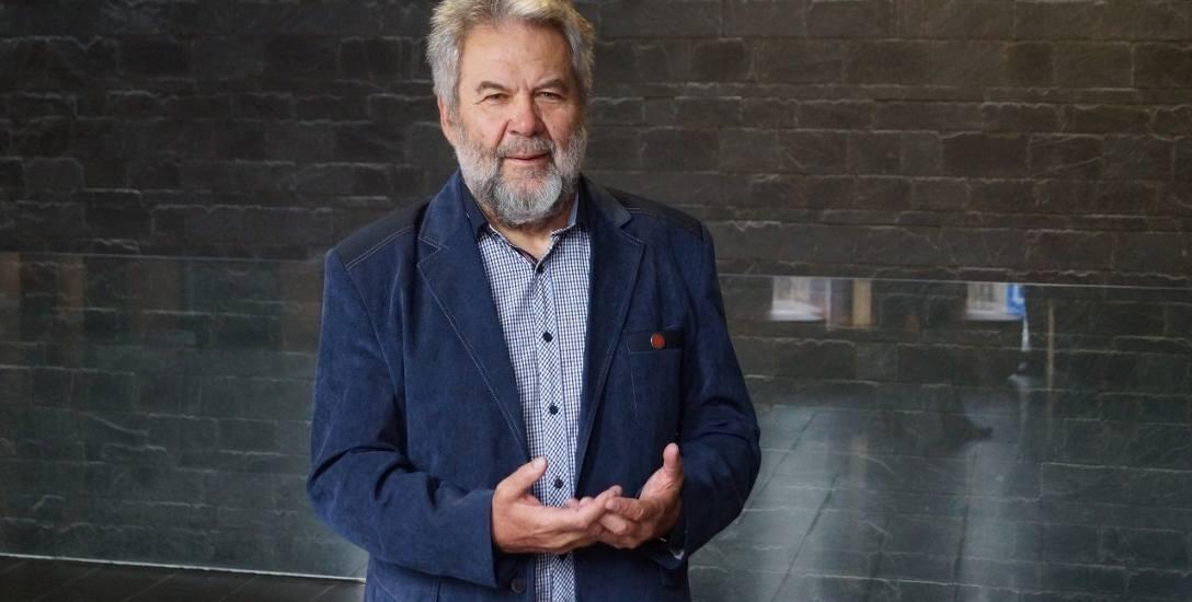 prof. Jerzy Nikitorowicz