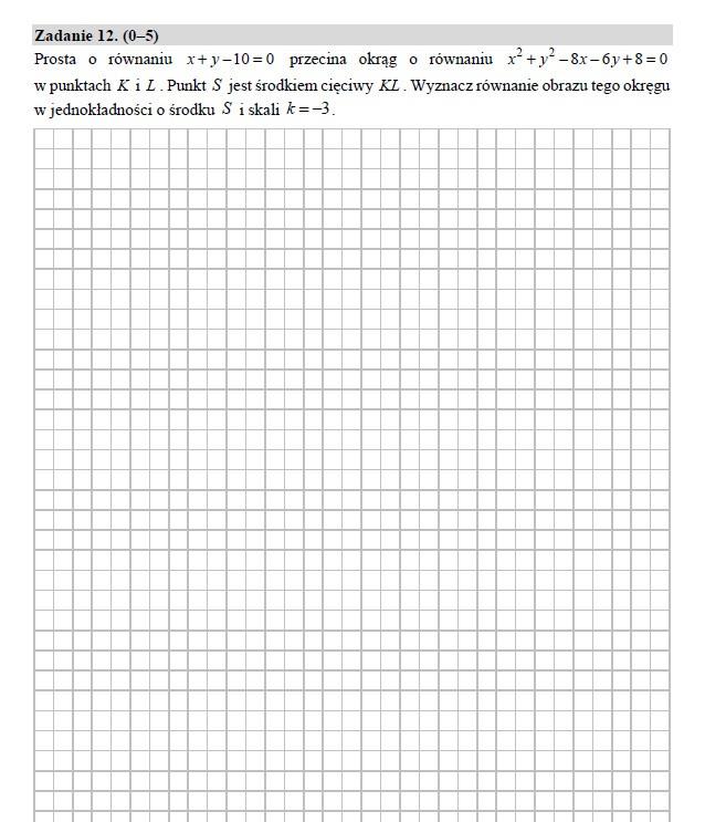 matura 2021 matematyka odpowiedzi matemaks