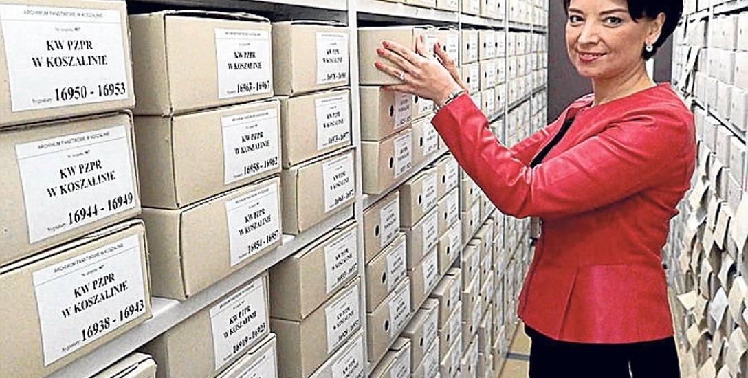 - Bardzo się staramy, aby każdemu pomóc w odnalezieniu jego dokumentów - wyjaśnia Katarzyna Królczyk