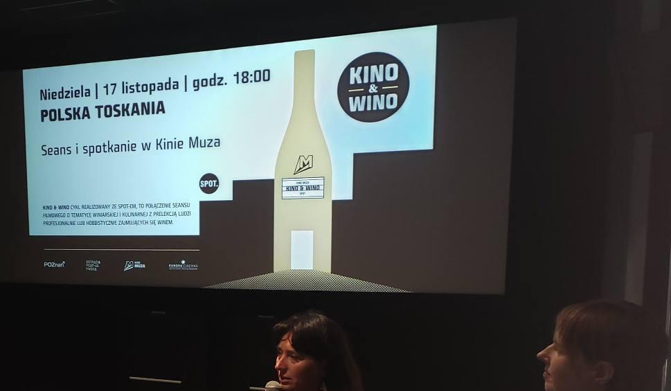 """Film do artykułu: Pokaz """"Polskiej Toskanii"""" w Poznaniu, podczas spotkań """"Korki z polskich win"""""""
