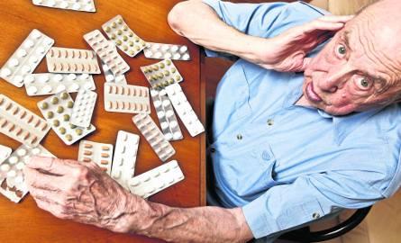 Seniorzy zapłacą o 40 proc. mniej za leki refundowane