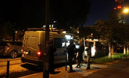 Wypadek na placu Strzeleckim. Radiowóz potrącił 8-latka