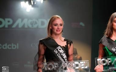 Arleta Kupiec wygrała Top Model UK 2018 Commercial