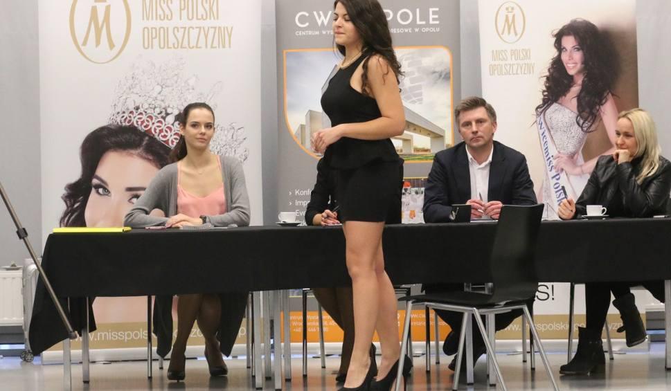 Film do artykułu: Miss Polski Opolszczyzny 2016. Casting w Opolu [zdjęcia]