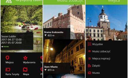 Zwiedzaj Lublin z telefonem