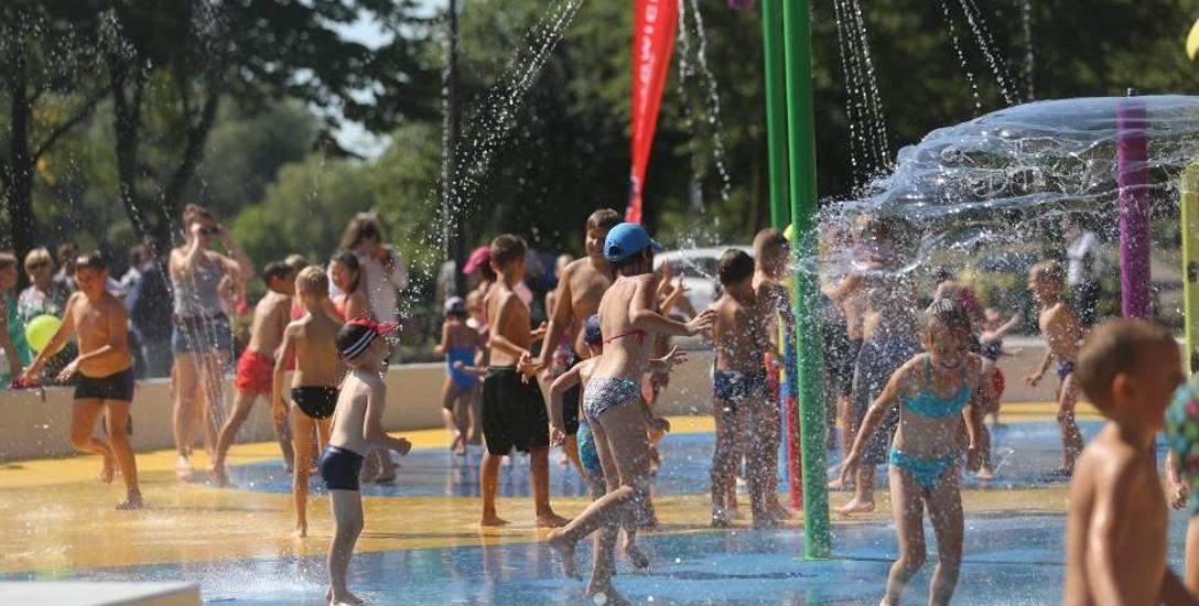 Częstochowa: Wodne place zabaw powstaną w miejscu zdewastowanych obiektów