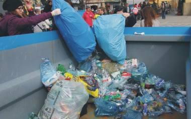 Od wielu lat w Przemyślu organizowane są edukacyjne zbiórki papieru, plastiku, szkła itp.