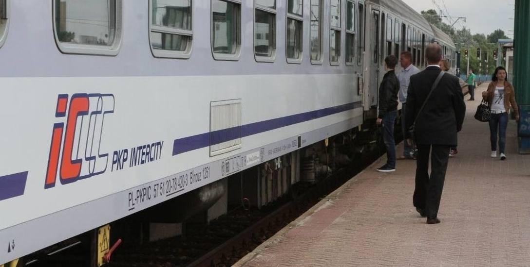 Pociągi PKP Intercity przewiozły w pierwszym półroczu o milion pasażerów więcej, niż w pierwszym półroczu ubiegłego roku.