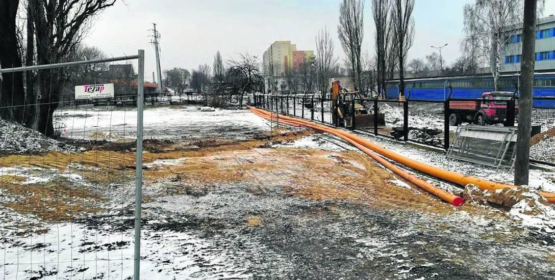 W marcu utrudnienia w związku z budową ulicy Nowowęglowej
