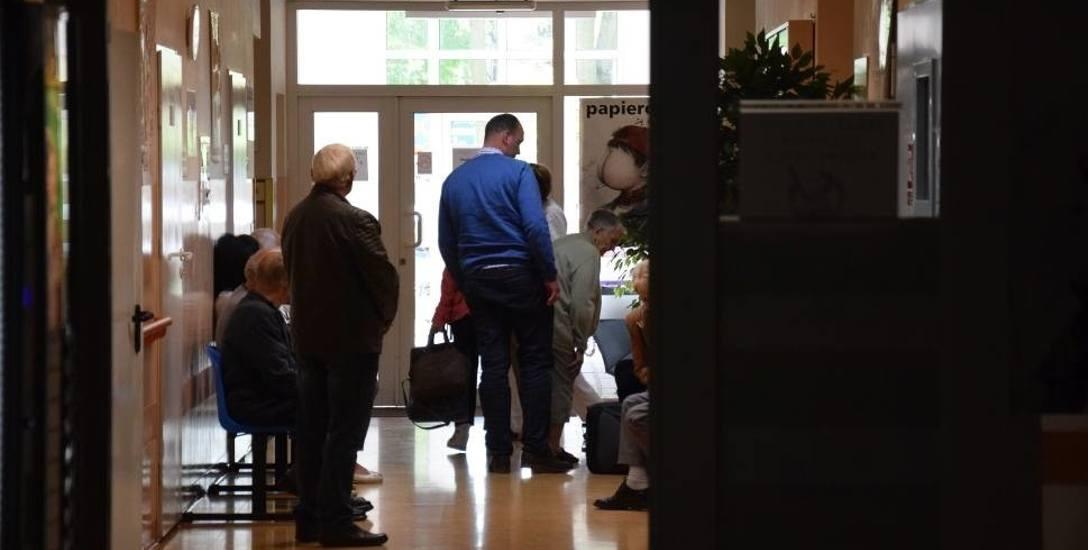 Rośnie liczba zawieszanych szpitalnych oddziałów. Interna w Kluczborku pauzowała już dwa razy