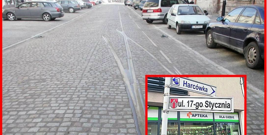 """Będzie awantura o """"komunistyczne"""" nazwy ulic?"""