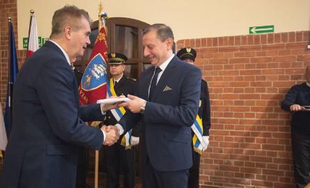 Od dzisiaj Ustką rządzi dwóch panów Jacków (Jacek Graczyk i Jacek Maniszewski).