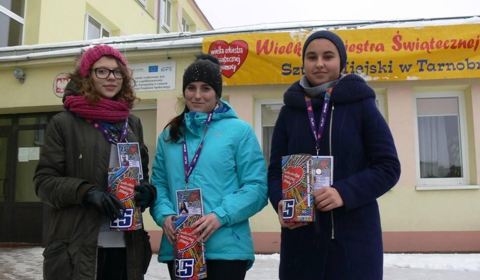 Film do artykułu: 25 Finał WOŚP w Tarnobrzegu. Wolontariusze z puszkami na ulicach