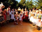 Konkurs wieńców i zabawa taneczna pod gołym niebem na Dożynkach Miejskich w Skotnikach [ZDJĘCIA]