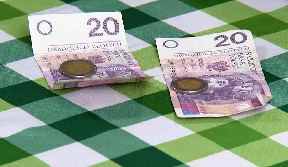 Film do artykułu: 50 złotych starczy, by ugotować obiady na cały tydzień (WIDEO)