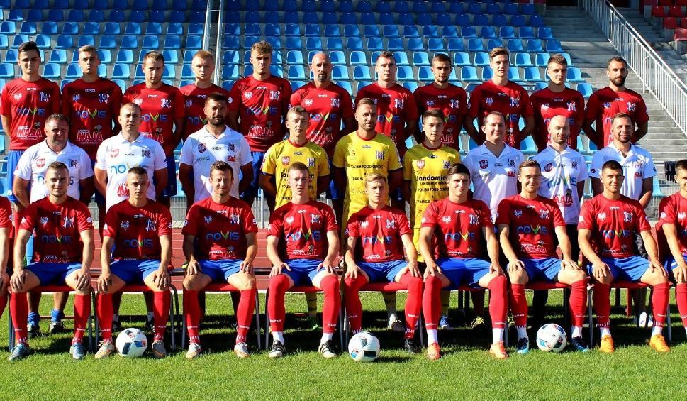 Film do artykułu: 3 liga piłkarska. Sześć goli w Sandomierzu. Wisła zdobyła tylko jeden punkt