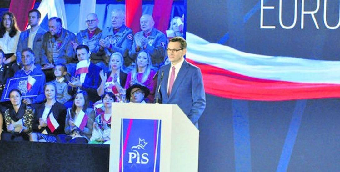 Konwencja programowa PiS odbędzie się w Katowicach