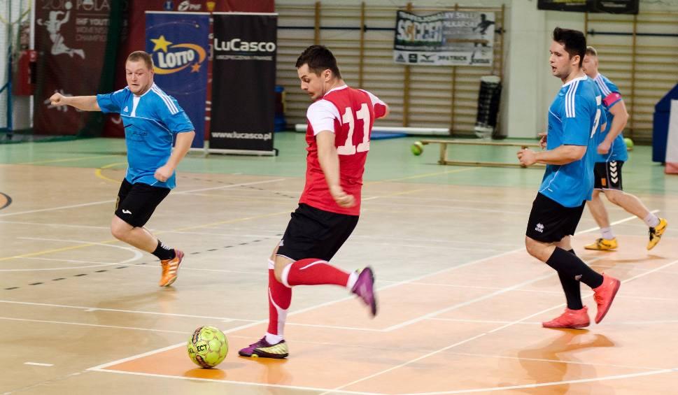 Film do artykułu: URB Plus szaleje w Kieleckiej Lidze Futsalu. Strzelił 12 goli [DUŻO ZDJĘĆ]