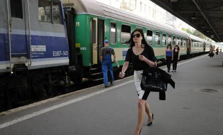 Nowy pociąg POLREGIO w Łódzkiem