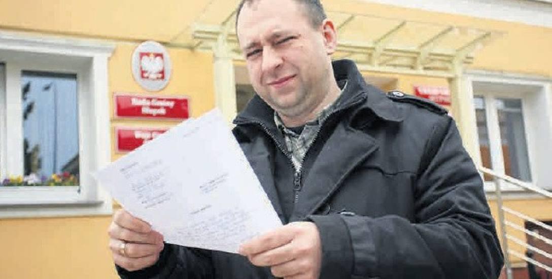 Mieszkańcy Lubuczewa są przeciwni budowie wieży telefonii komórkowej zbyt blisko ich domów. Zainteresowani mogą się odwołać od decyzji, którą musieliśmy