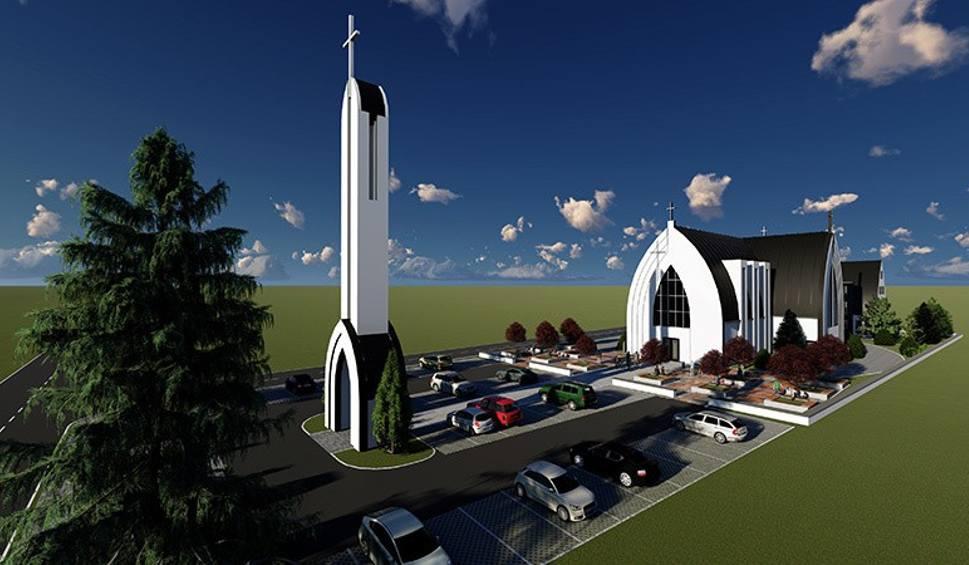 Film do artykułu: Nowy kościół w Opolu. Zbudują go ojcowie oblaci. Wiemy, jak będzie wyglądał [ZDJĘCIA]