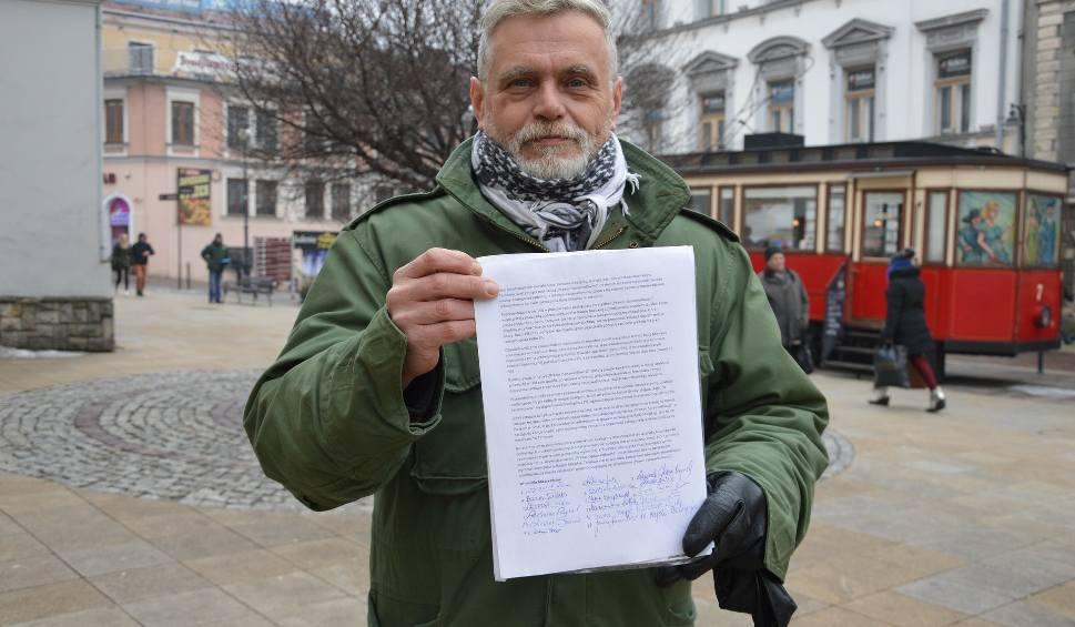 Film do artykułu: Tarnów. Radnych straszą referendum [WIDEO]
