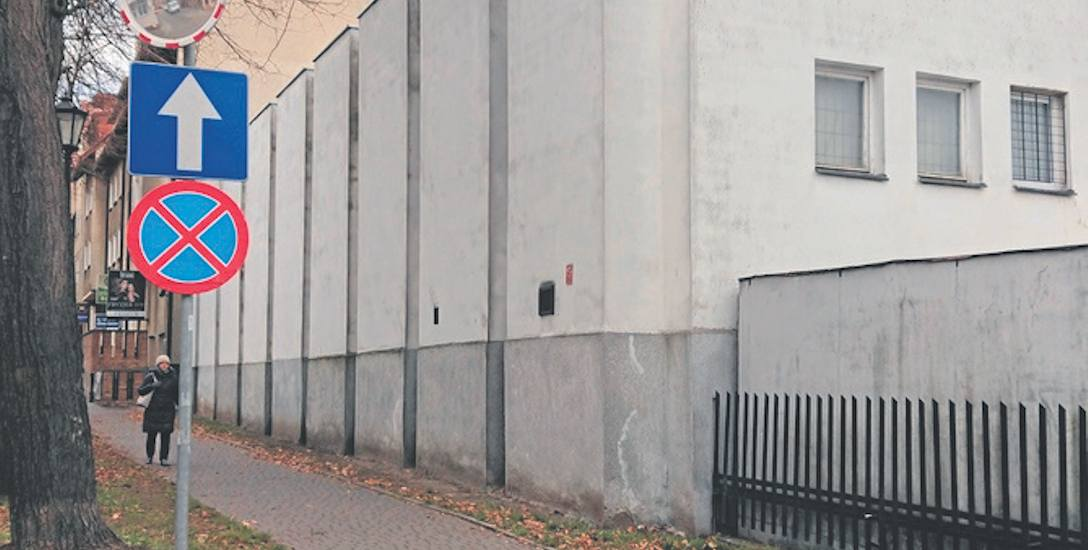 Za sprawą miłośników historii ożyje biała ściana muzealnego oddziału widoczna od strony ul. Gabriela Narutowicza