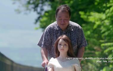 """Dlaczego Japończycy wiążą się z """"prawie-kobietami"""" czyli lalkami?"""
