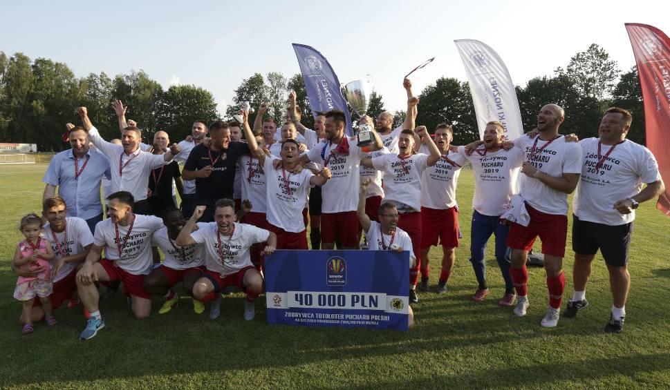 Film do artykułu: Gryf Słupsk zwycięzcą Regionalnego Pucharu Polski! Grom Nowy Staw - Gryf Słupsk 0:3 (0:0) [zdjęcia]