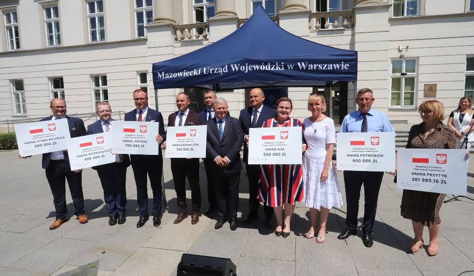 Film do artykułu: Gminy z regionu radomskiego dostały rządowe wsparcie. Na jaki cel?