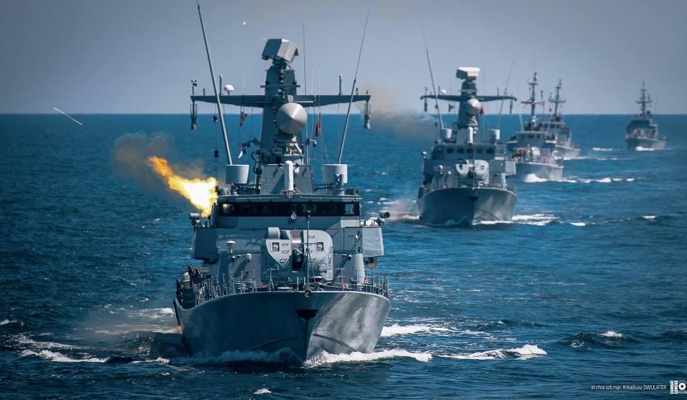Film do artykułu: Ćwiczenie Anakonda-20 na Bałtyku. Do akcji weszła Marynarka Wojenna [ZDJĘCIA]