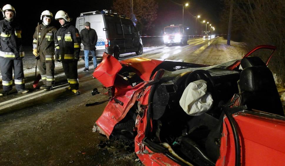 Film do artykułu: Wypadek na Łagiewnickiej w Łodzi. Troje dzieci rannych [ZDJĘCIA,FILM]