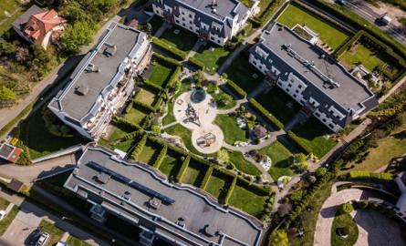 Toruńskie osiedla z lotu ptaka. Może wypatrzysz swój dom?