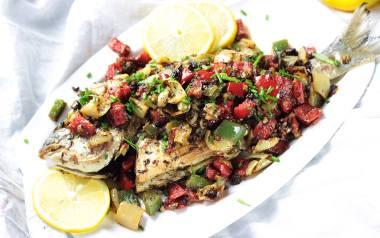 Dorada po libańsku to pomysł na pyszny obiad. Zobaczcie przepis.